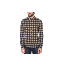 PENGUIN Penguin Men's Buffalo Check Knitted OPKF9092