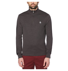 PENGUIN Penguin Men's French Rib 1/4 Zip OPKF9109