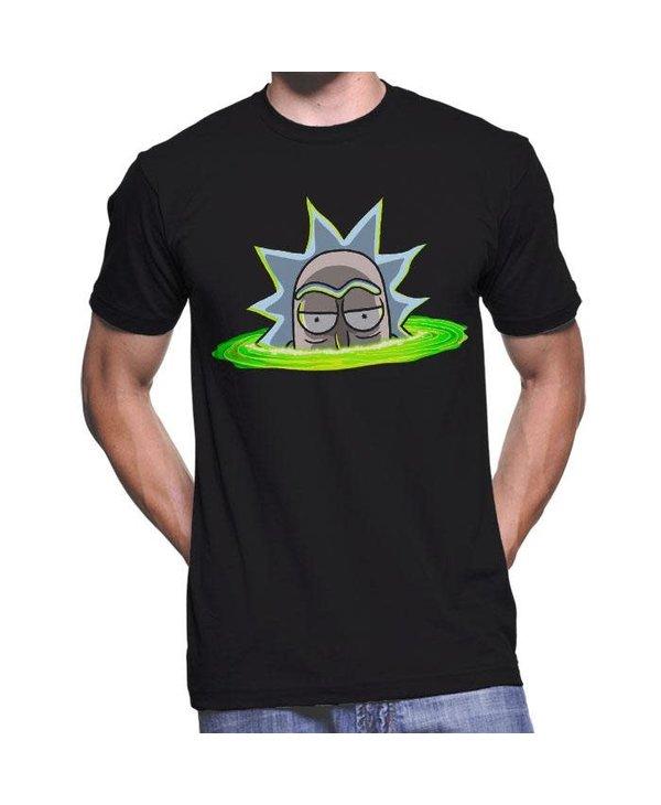 Rick And Morty Rick Portal Head RM0108-T1031C
