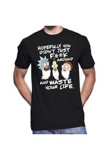 JOAT Rick And Morty Poopy With Beards RM0142-T1031C