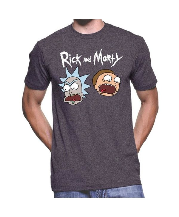 Rick And Morty Screaming Heads 2 RM0096-T1031H