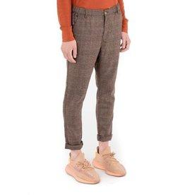 KUWALLA Kuwalla Hommes Plaid Trousers KUL-TP2124