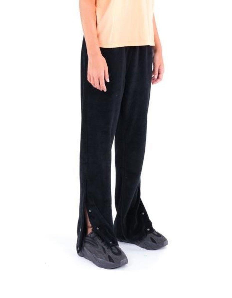 KUWALLA Kuwalla Women's Velour Snap Pants KUL-SNP150