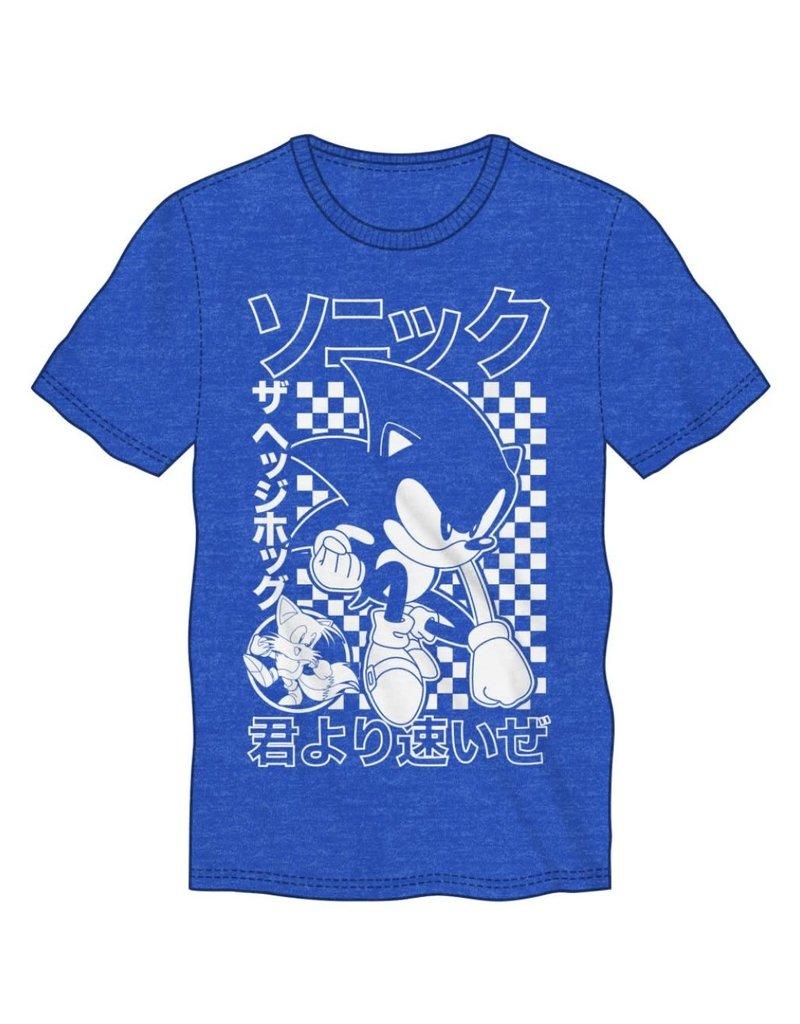 Sega Sonic Kanji BCTS3Z5XSEG