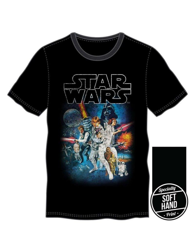 Star Wars Poster Art BCTS7CSBSTW