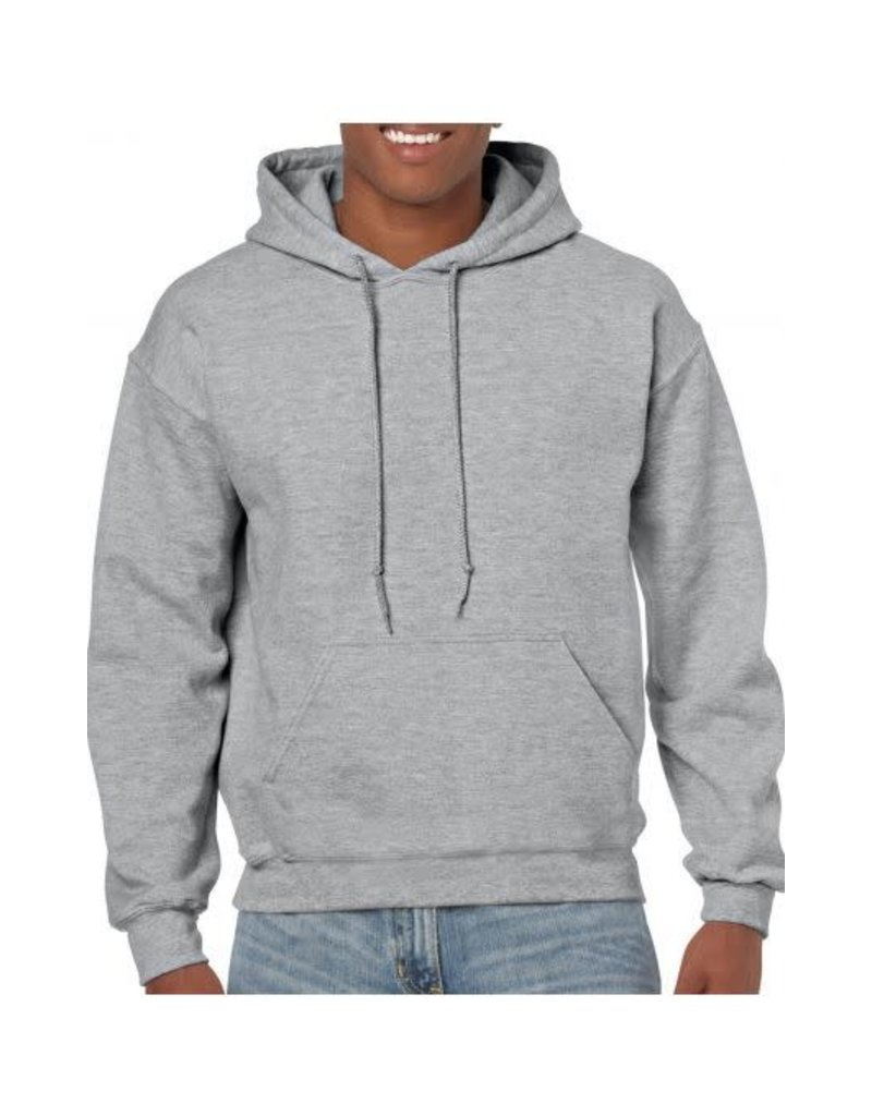 GILDAN Gildan Men's Hood Sweatshirt 18500