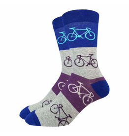 GOOD LUCK Good Luck Sock 1167 Bikes 7-12