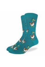 GOOD LUCK Good Luck Sock 1247 Mad Ducks 7-12