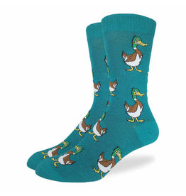 GOOD LUCK Good Luck Sock 1247 Mad Ducks 7-12