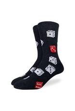 GOOD LUCK Good Luck Sock 1461 Dice 7-12