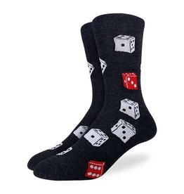 GOOD LUCK Good Luck Sock 1461 Dice 7-12