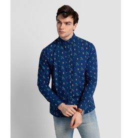 Poplin And Co. Poplin and Co. Men's Shirt POSLS-01-ALO