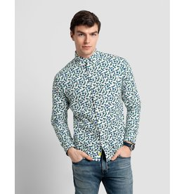 Poplin And Co. Poplin and Co. Men's Shirt POSLS-01-BLB