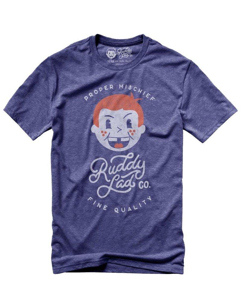 Ruddy Lad Ruddy Lad Men's Classic Logo LAD0001-T1000