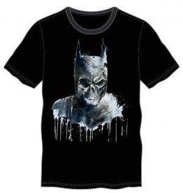 Batman Men's Skull Face BCTS5TEQBTM