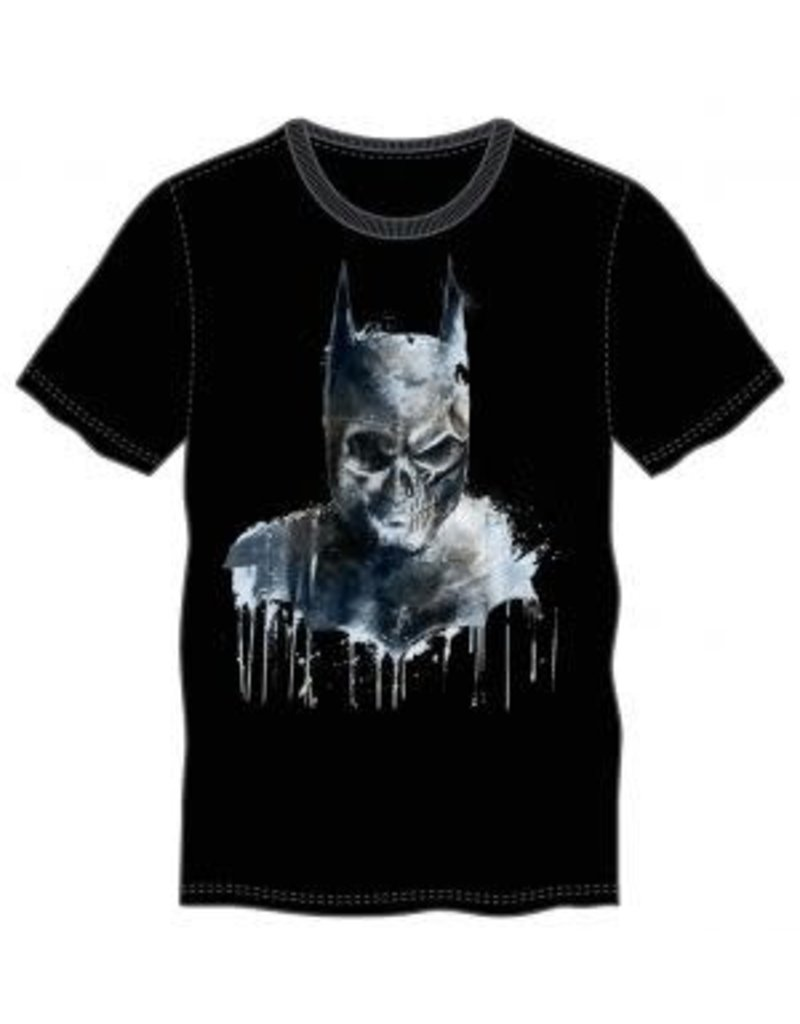 Batman Men's Skull Face BCTS5TEQBTM