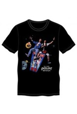 Bill And Ted Men's Excellent Adventure BCTS7NUMBTD