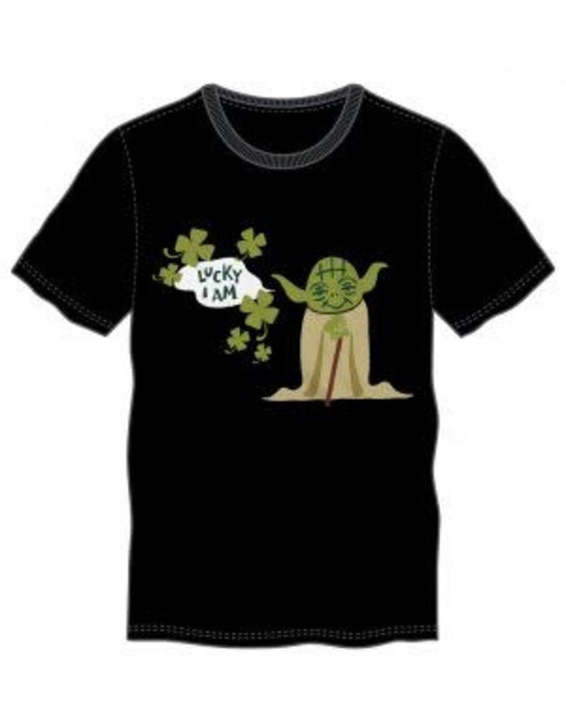 Star Wars Men's Mandalorian I Am Yoda  BCTS8LI3STW