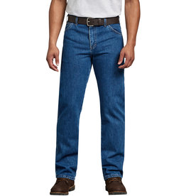 Dickies Men's 5-Pocket Regular Fit Straight 14293SNB