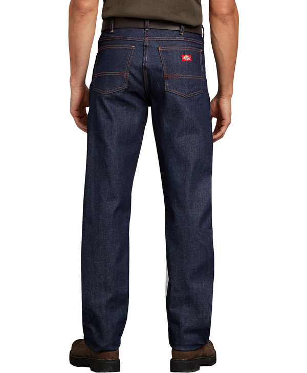 Dickies Men's 5-Pocket Regular Fit Straight 9393RNB