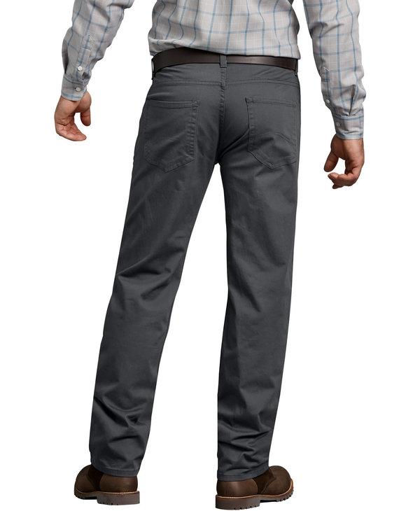 Dickies Men's 5-Pocket Regular Fit Straight XD831RCH