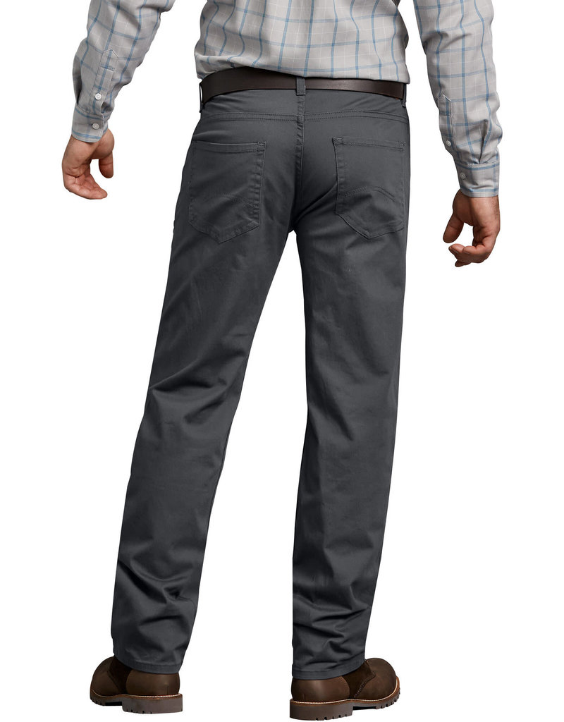 DICKIES Dickies Hommes 5-Pocket Regular Fit Straight XD831RCH