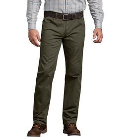 Dickies Men's 5-Pocket Regular Fit Straight XD831RMS