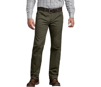 Dickies Hommes 5-Pocket Regular Fit Straight XD831RMS