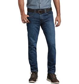 Dickies Men's 5-Pocket Slim Fit Tapered XD714HMI