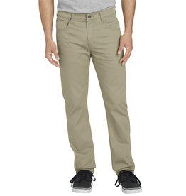 DICKIES Dickies Men's 5-Pocket Slim Fit Tapered XD824RDS