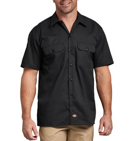 Dickies Men's Twill Work Shirt 1574BK