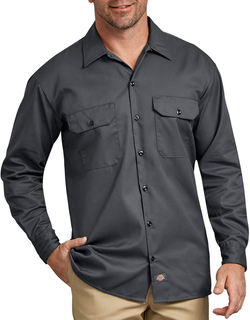 DICKIES Dickies Men's Twill Work Shirt 574CH