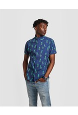 Poplin And Co. Poplin and Co. Hommes Chemise POSSS-01-PPA