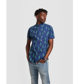 Poplin And Co. Poplin and Co. Men's Shirt POSSS-01-PPA