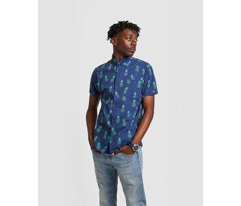 Poplin and Co. Men's Shirt POSSS-01-PPA