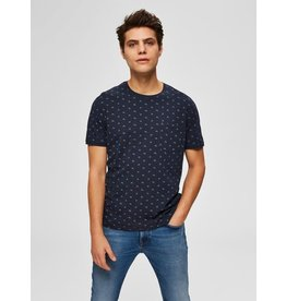 SELECTED Selected Men's Aop O-Neck 16072734