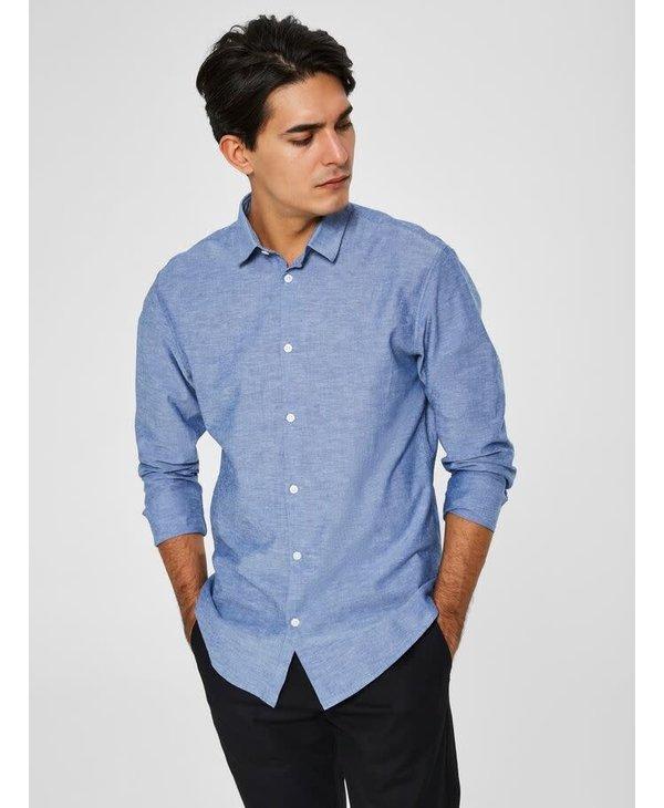 Selected Men's Slim Linen 16065883