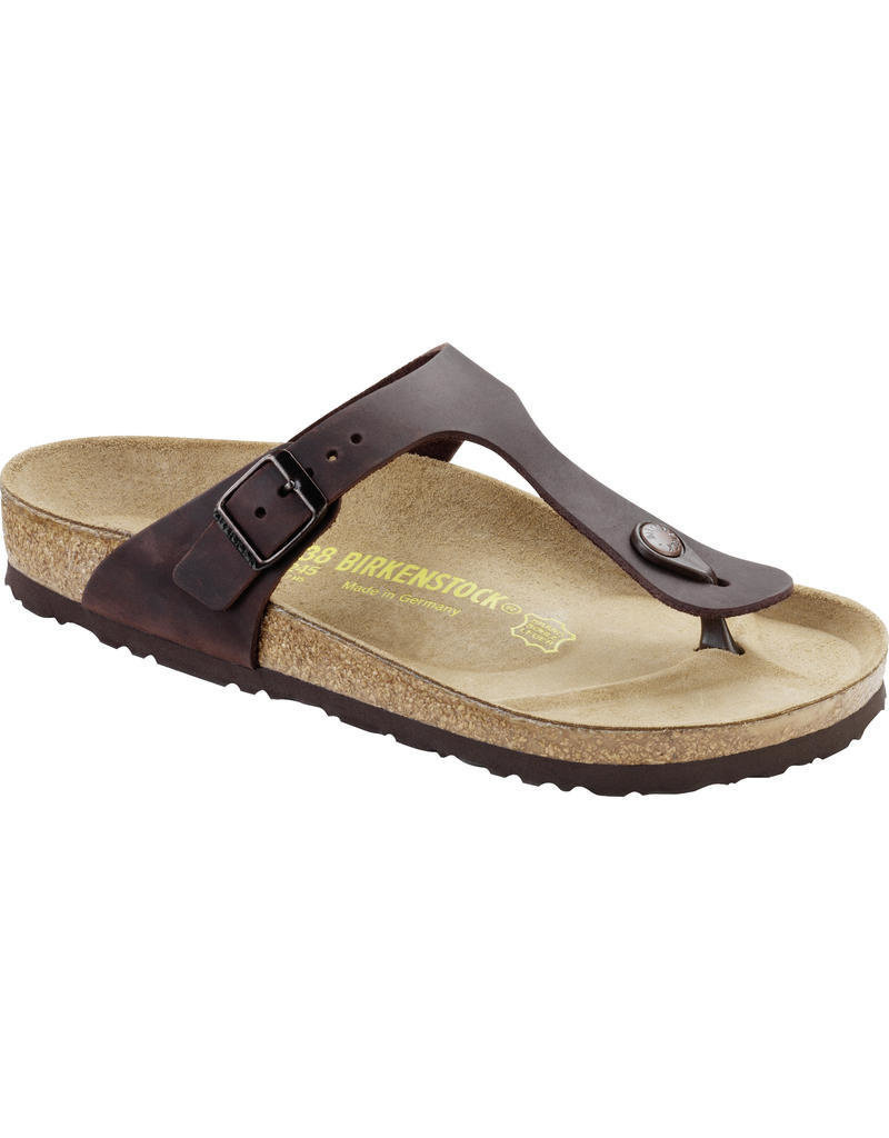 BIRKENSTOCK Birkenstock Women's Gizeh Oiled Leather 0743831