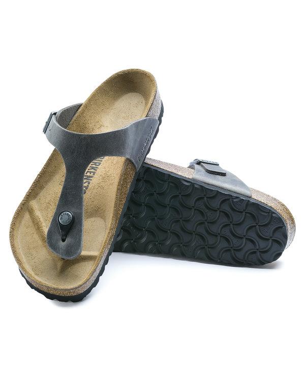 Birkenstock Women's Gizeh Oiled Leather 0743831