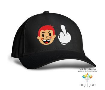 Ruddy Lad Hat FU Salute