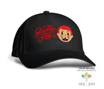 Ruddy Lad Hat Calligraphy