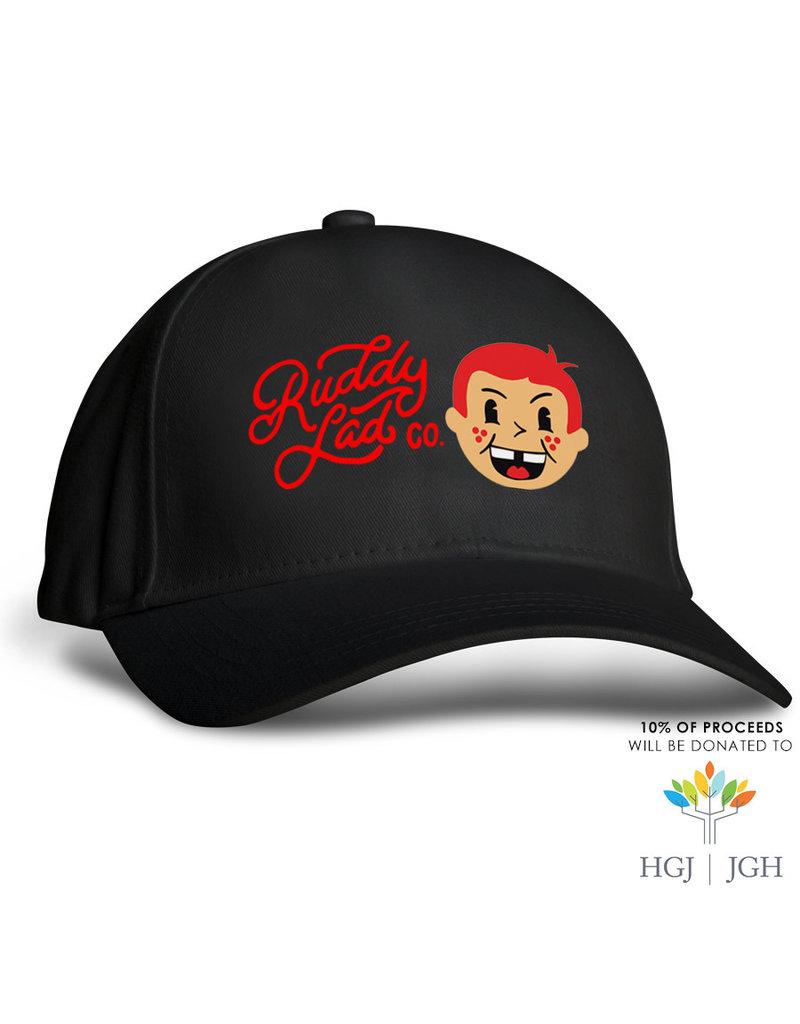 Ruddy Lad Ruddy Lad Hat Calligraphy
