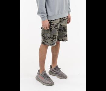 Kuwalla Men's Cargo Camo Shorts KUL-CS2098