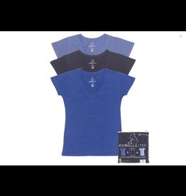 KUWALLA Kuwalla Women's V-Neck 3 T-Shirt KUL-LVB82