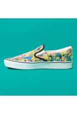 VANS THE SIMPSONS X VANS - The Simpsons Springfield Comfycush Slip-on
