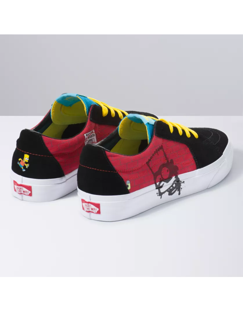 VANS THE SIMPSONS X VANS - El Barto Sk8-Lo