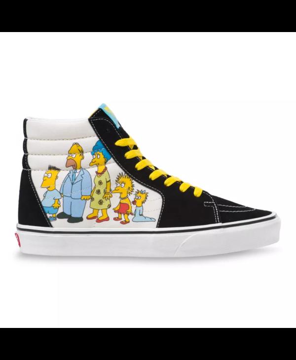 THE SIMPSONS X VANS - The Simpsons Sk8-Hi