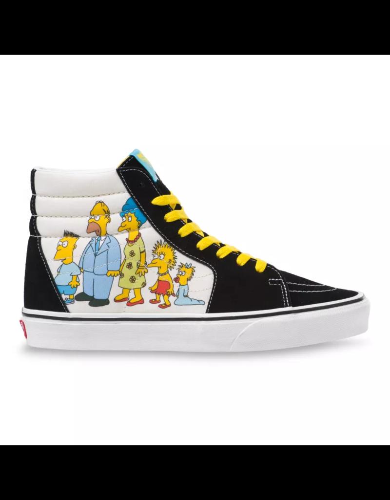 VANS THE SIMPSONS X VANS - The Simpsons Sk8-Hi