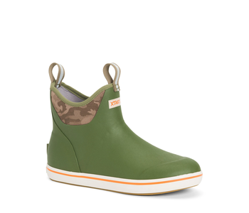 """Xtratuf Men's 6"""" Ankle Deck Boot XMAB-300"""