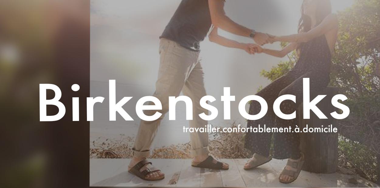 Birkenstocks / Chez Schreters